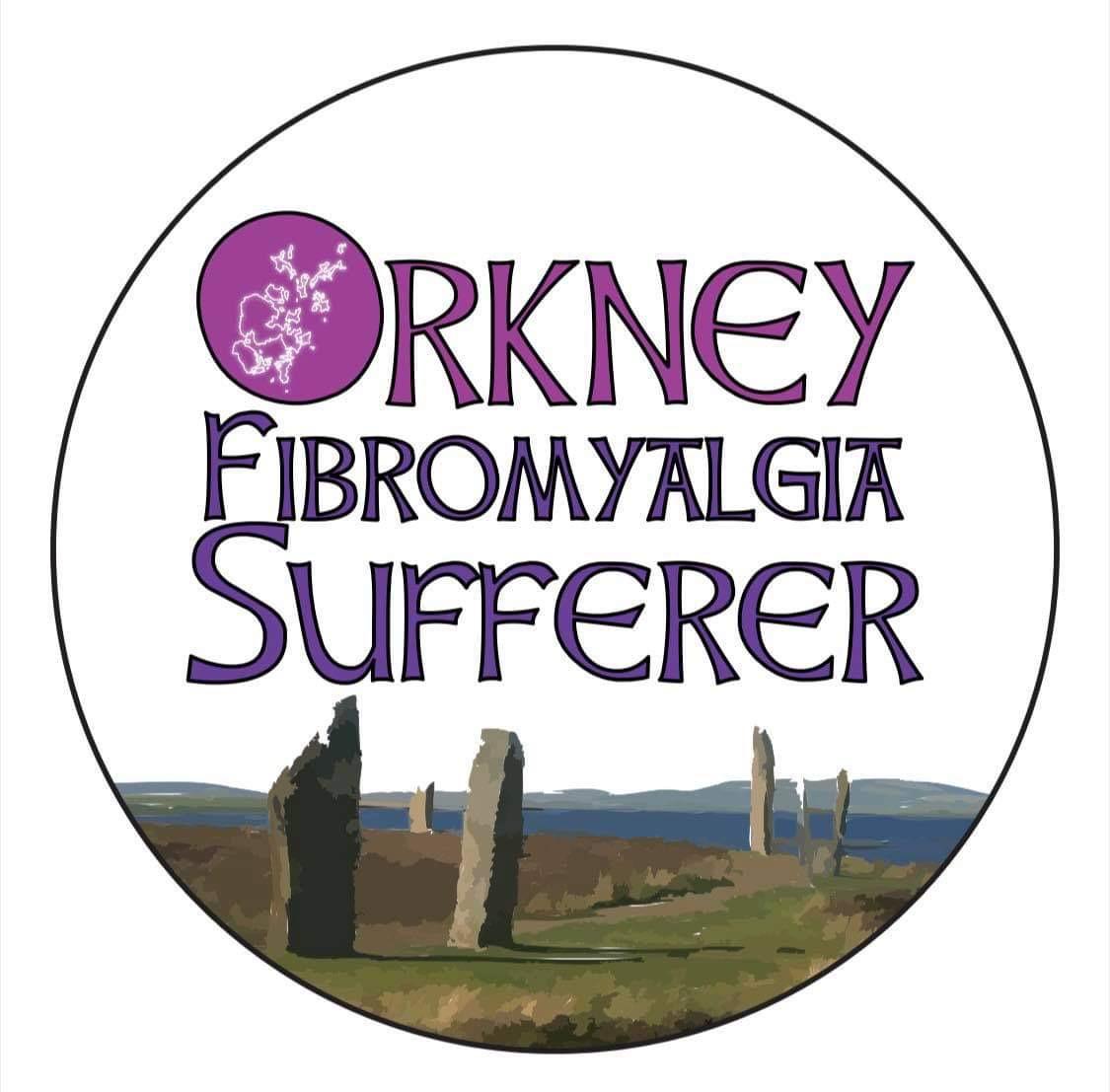 Orkney Fibromyalgia Sufferer